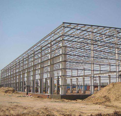 湖北钢结构厂房加工