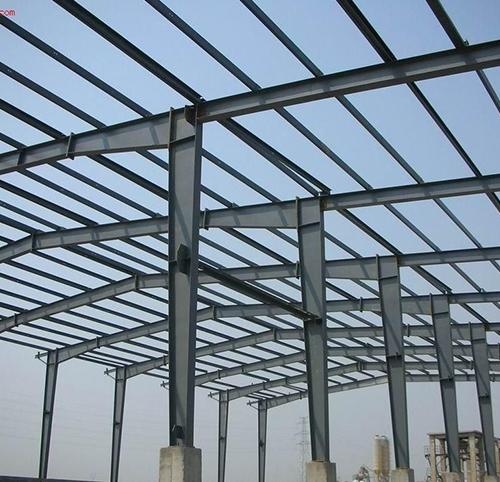 潜江钢结构厂房安装