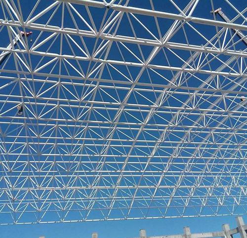 湖北钢结构网架安装