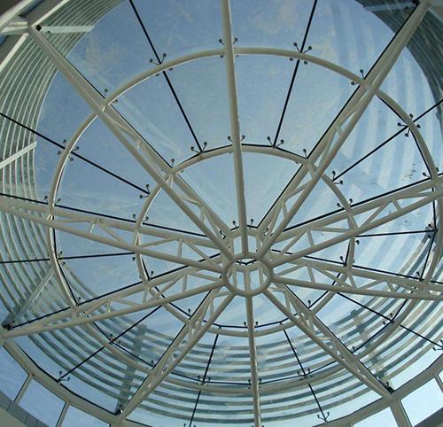 湖北钢结构网架