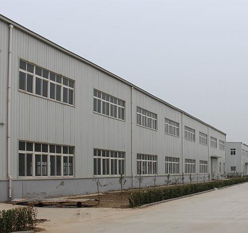 潜江钢结构厂房工程案例